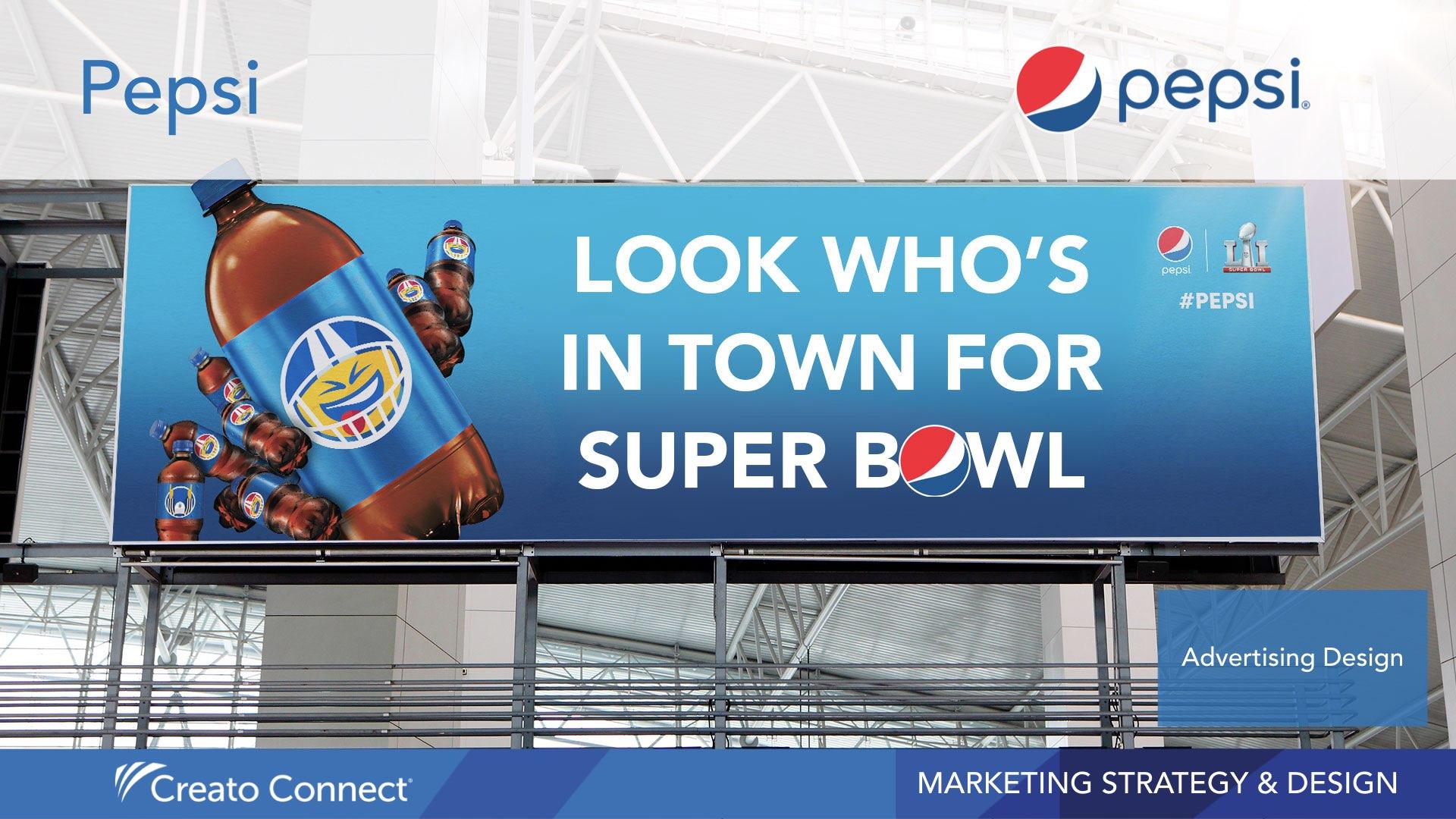 Pepsi – Creato Connect